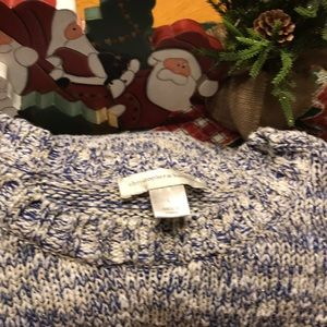 Christopher and Banks Sweater Size Large